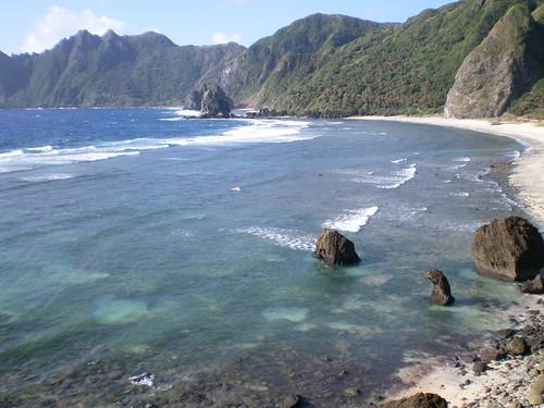 The seas of Batanes