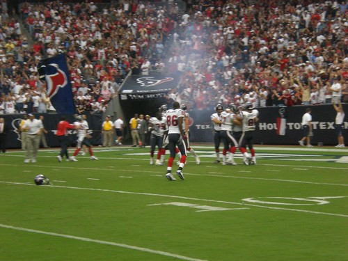 TEXANS vs. DOLPHINS   ------------ Gary at work