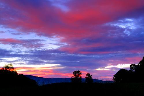 An Autumn Dawn