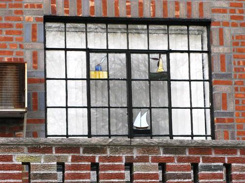 Bedford Avenue Window