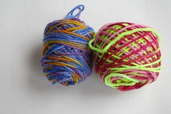 Sample yarn