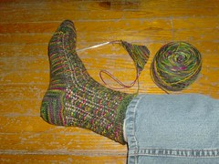 Cosmic Ripples Socks - 55%