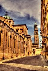 Parma 7 (gatogrunge) Tags: italia cityscape slowfood parma greatphotographers golddragon mywinners abigfave anawesomeshot impressedbeauty superaplus aplusphoto platinumheartaward goldstaraward