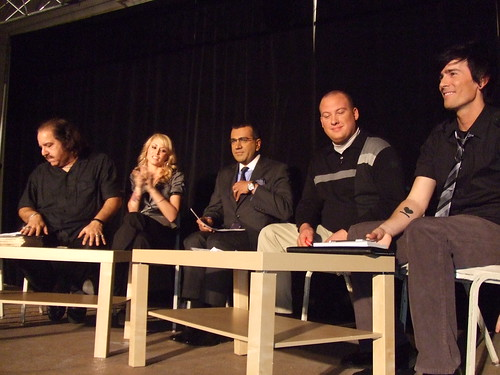Ron Jeremy, Monique Alexander, Martin Bashir, Donny Pauling, Craig Gross