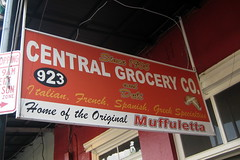 New Orleans - French Quarter: Central Grocery ...