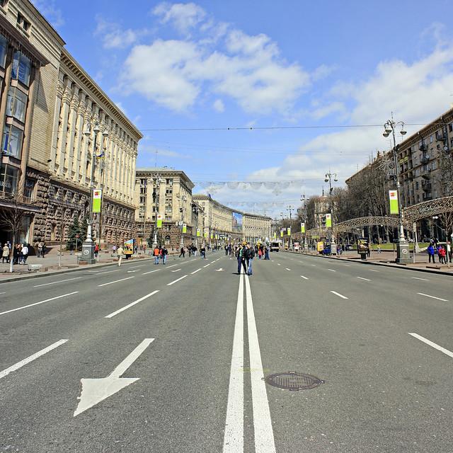 pedestrian sunday