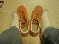 Day 3 - My feet