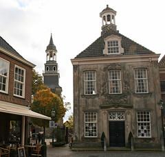 Town Hall & Clock Tower, Ootmarsum