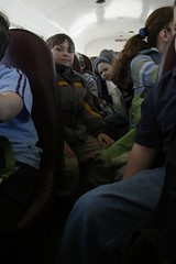 crowded bus by Meaghan Courtney