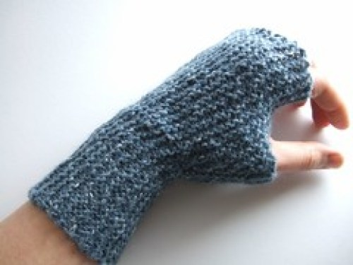 Ysolda fingerless mitts