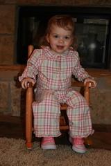 Rocking Chair - 21 months