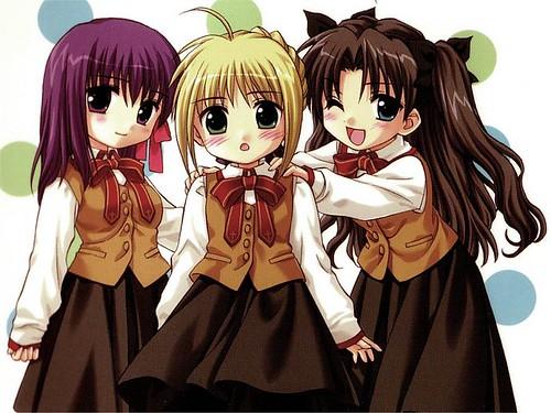 manga blush