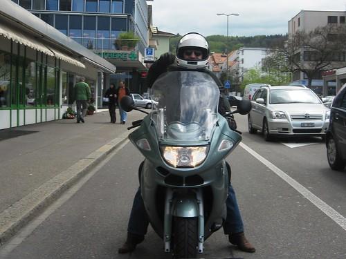 Roger auf BMW 01