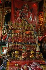 Vajrakilaya Tantric Feast Offerings, Monastery...