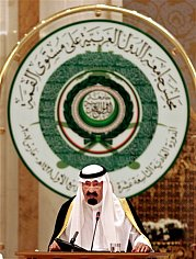 MIDEAST SAUDI ARAB SUMMIT