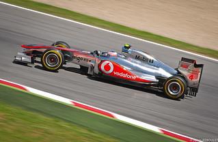 Formula 1 Rd5 Barcelona 2011