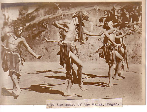 Igorots perform Ifugao Dance, Philippines 1911  Philippine Buhay Pinoy Noon old pictures photograph black and white Philippines  Filipino Pilipino  people photos life Philippinen