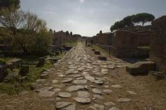 Roman Roads by chlywhite