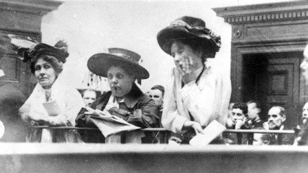 suffragettesincourt