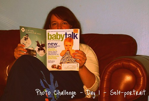 30-Day Photo Challenge - Day 1