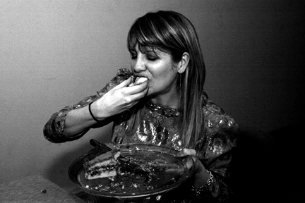 jocelyn versus tiramisu cake