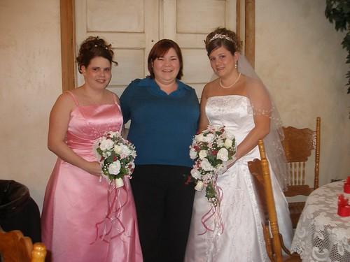 Becky, Kara, Christy