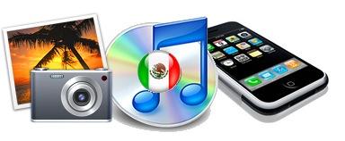 iTunes Store, iPhone, Apple en México