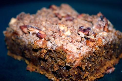 Pumpkin Crumb Cake : eatingappalachia.com