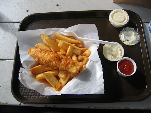 Malibu Seafood Fish & Chips