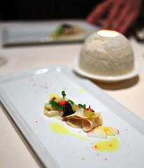 2nd Course: Geoduck Clam