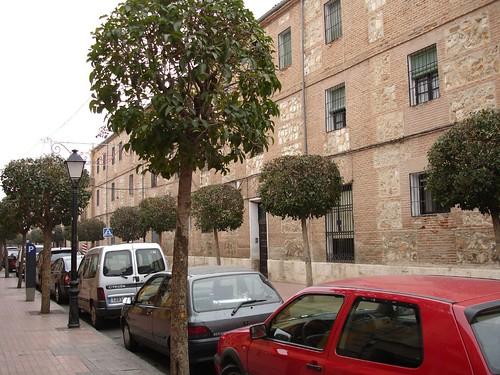 Calle Santiago en la actualidad