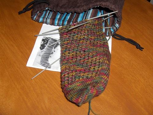 SoS '08 Socks