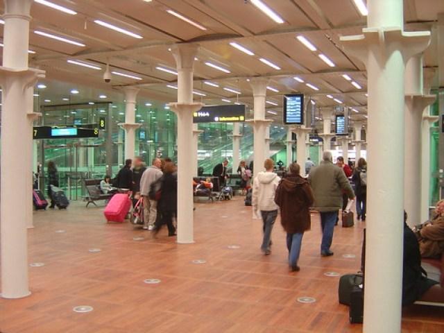 St Pancras International Eurostar (5)