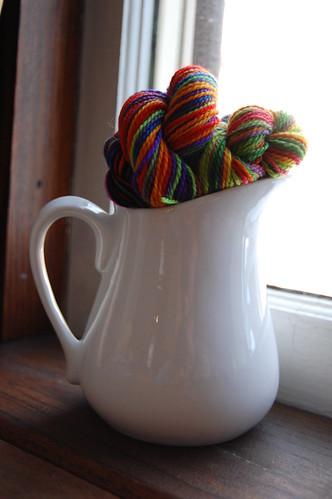 yarn bo