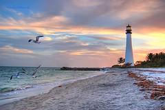 Free to Learn Without Restraint, Cape Florida Lighthouse