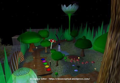 Garden Of Eartly Lights 02