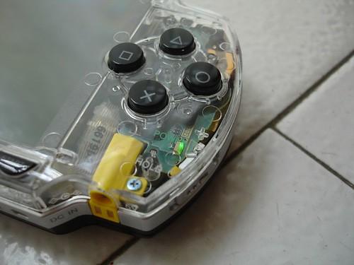 Botones PSP