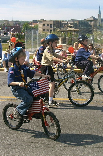 scout bikes