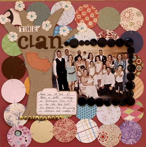'The Clan' Layout
