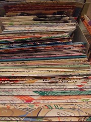 stash of envelopes
