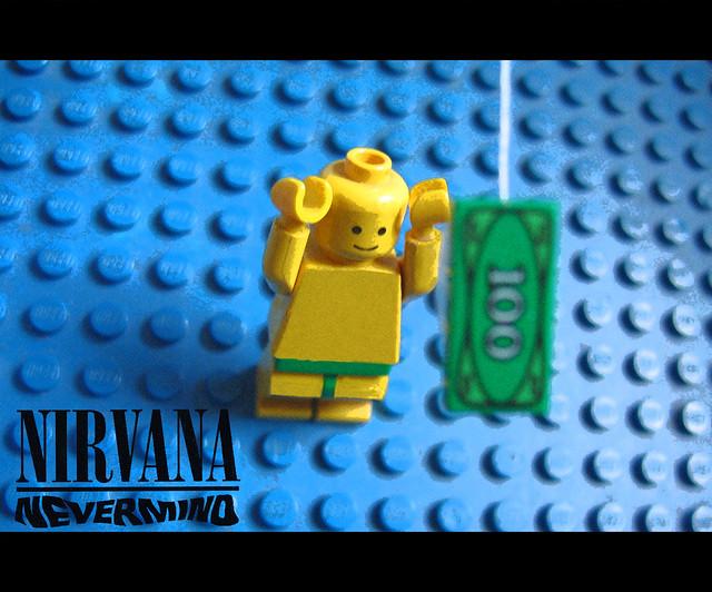 Nevermind-Lego Album Cover
