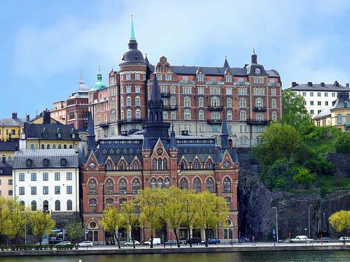 Stockholm - Södermalm, Mariahissen