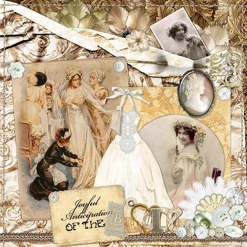 Wedding Scrapbooking Ideas Digital Scrapbooking Layouts