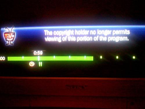 TiVo lies