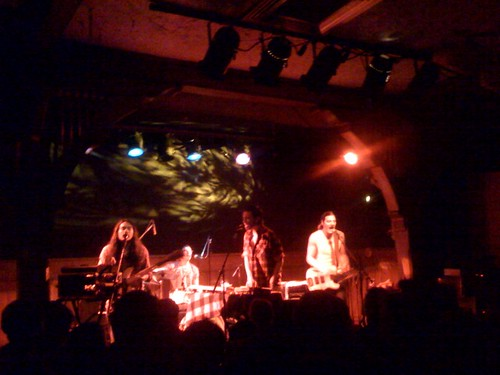 Yeasayer @ Schubas, Chicago