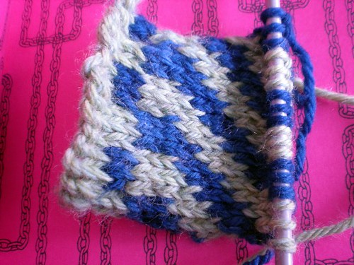 tea cozy swatch