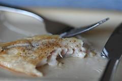 pan-seared tilapia