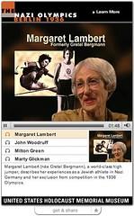 The Nazi Olympics Audio Widget