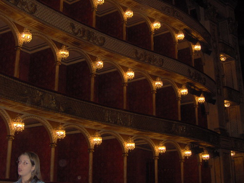 Teatro Brancaccio - Suggestiva