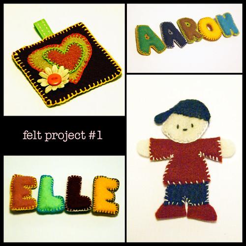 Felt Project #1